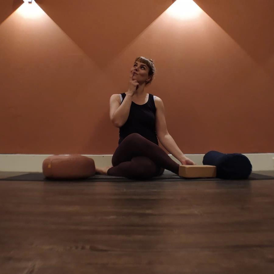 yin yoga groningen